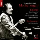 Album artwork for CHOPIN. Piano Sonata No.2, Ballade No.1. Valse. Mi