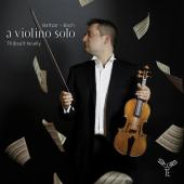 Album artwork for A Violino Solo: Thibault Noally