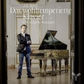 Album artwork for Bach: The Well-Tempered Clavier Vol.2. Rousset