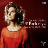 Album artwork for BACH, CPE. Cello Concertos. Gaillard