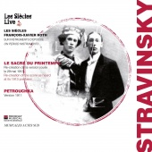 Album artwork for STRAVINSKY. Le Sacre du Printemps. Les Siecles/Rot