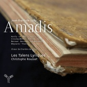 Album artwork for LULLY. Amadis. Auvity / Les Talens Lyriques / Rous