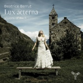 Album artwork for Lux Aeterna: Visions of Bach - Beatrice Berrut