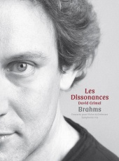 Album artwork for BRAHMS. Violin Concerto, Sym No.4. Les Dissonances
