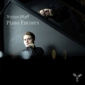 Album artwork for Piano Encores. Pfaff