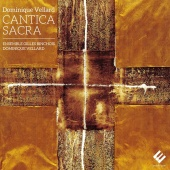 Album artwork for VELLARD. Cantica Sacra. Ensemble Gilles Binchois/V