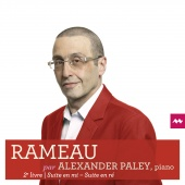 Album artwork for RAMEAU. Suites, Livre II. Paley