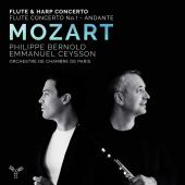 Album artwork for Mozart: Flute & Harpo Concerto / Bernold, Ceysson
