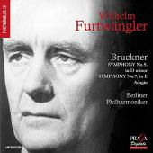 Album artwork for Bruckner: Symphonies 9 and 7 - Furtwangler