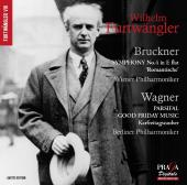 Album artwork for Furtwangler conducts Bruckner and Wagner