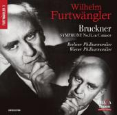 Album artwork for Bruckner: Symphony #8 / Furtwangler
