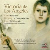 Album artwork for Tribute to Victoria de Los Angeles
