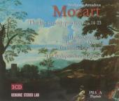 Album artwork for Mozart: Late String Quartets / Budapest String Qua