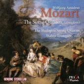 Album artwork for Mozart: Complete String Quintets