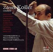 Album artwork for Zdenek Kosler: Conducts