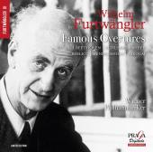 Album artwork for Famous Overtures conducted by Furtwangler