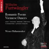 Album artwork for Furtwangler conducts Romantic Poems & Dances