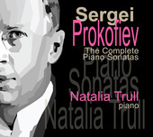 Album artwork for Prokofiev: The Complete Piano Sonatas