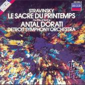 Album artwork for Stravinsky: Le Sacre du Printemps / Dorati, DSO