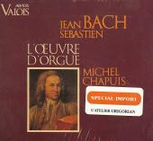 Album artwork for J.S. Bach: Organ Works / Michel Chapuis