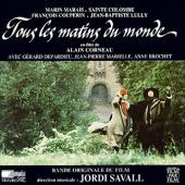 Album artwork for Tous les Matins de Monde OST