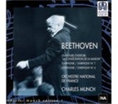 Album artwork for BEETHOVEN: SYMPHONIES 4 & 7 (MUNCH)
