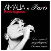 Album artwork for Amalia a Paris (2CD)