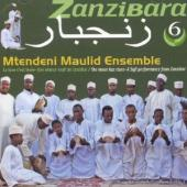 Album artwork for Moon has risen: A sufi performance from Zanzibar