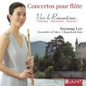 Album artwork for Vers le romantisme: Concertos pour flûte