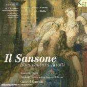 Album artwork for Aliotti: Il Sansone / Garrido