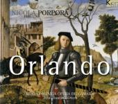 Album artwork for Porpora: Orlando / Juan Bautista Otero