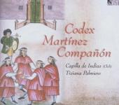Album artwork for CODEX MARTINEZ COMPANON