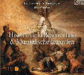 Album artwork for Schutz: Histoire de la Resurrection (Haller)