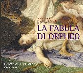 Album artwork for POLIZIANO: LA FABULA DI ORPHEO