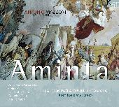 Album artwork for Mazzoni : Aminta (Otero)
