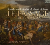Album artwork for Le Tendre Amour: Le Passage de la mer Rouge