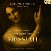 Album artwork for HANDEL: MESSIAH