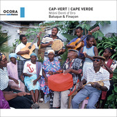 Album artwork for CAPE VERDE