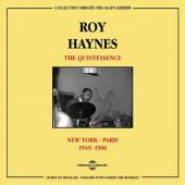 Album artwork for Roy Haynes - The Quintessence New York - Paris (19