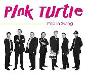 Album artwork for PINK TURTLE - POP IN SWING