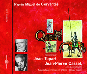 Album artwork for DON QUICHOTTE (D'APRES MIGUEL DE CERVANTES)