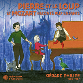 Album artwork for PIERRE ET LE LOUP