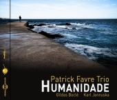 Album artwork for Patrick Favre: Humanidade