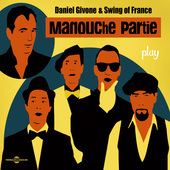 Album artwork for PLAY MANOUCHE PARTIE
