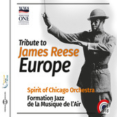 Album artwork for TRIBUTE TO JAMES REESE EUROPE