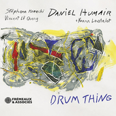 Album artwork for DRUM THING