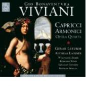 Album artwork for Viviani: Capricci Armonici
