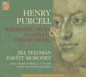Album artwork for Purcell: Harmonia Sacra / Complete Organ Music