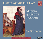 Album artwork for Guillaume DuFay: Missa Sancti Jacobi