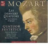 Album artwork for Mozart: The Late Quartets, K 499, 575, 589, 590
